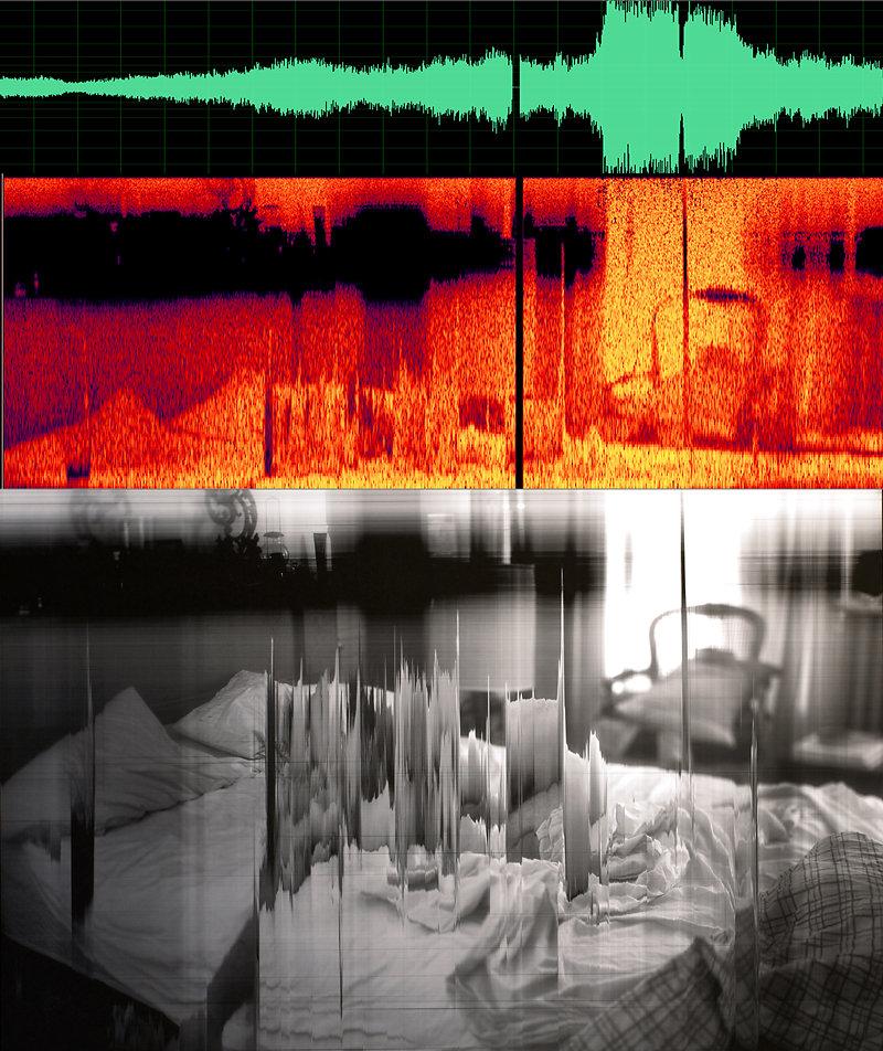 Audio Spectral Graph